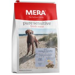 Pure sensitive fresh meat herring & potatoes